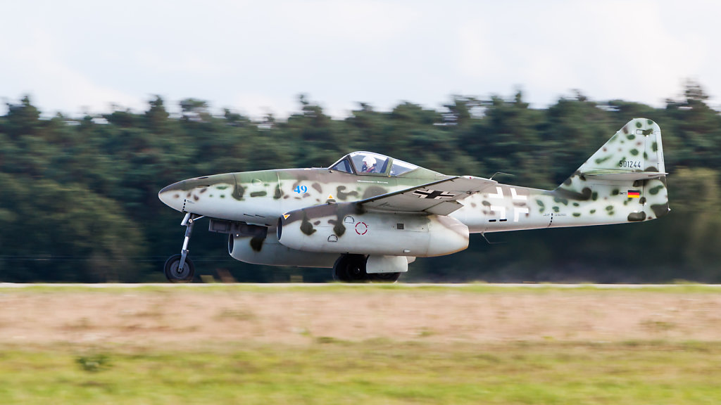 Messerschmitt Me 262 replica D-IMTT ILA 2012